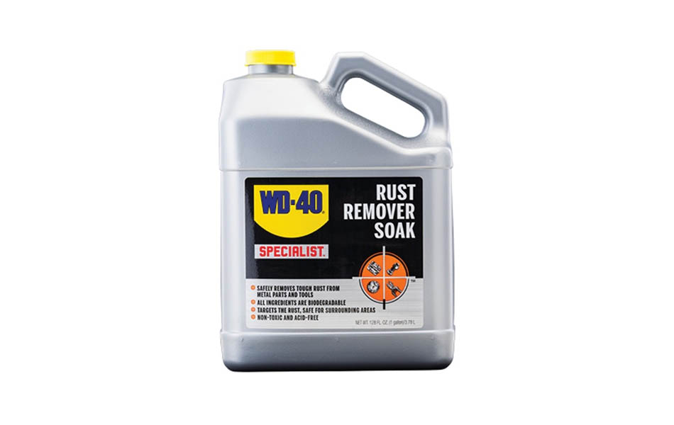 Best Rust Removers 4