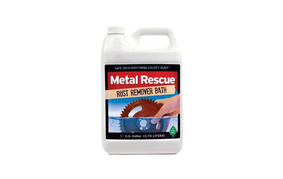 Best Rust Removers 7