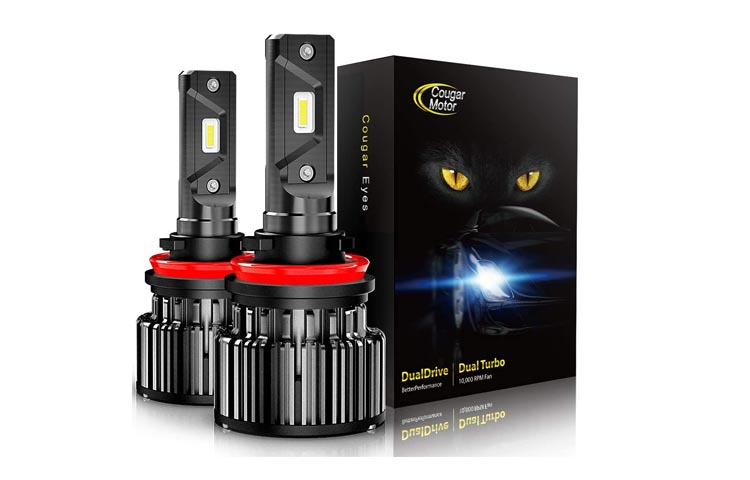 7 Best LED Headlights Conversion Kits - (Buying Guide 2020) 4