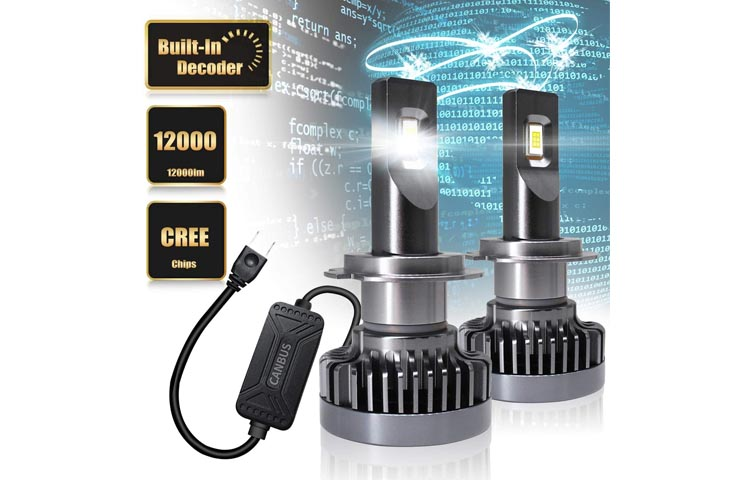 7 Best LED Headlights Conversion Kits - (Buying Guide 2020) 6