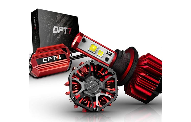 7 Best LED Headlights Conversion Kits - (Buying Guide 2020) 5