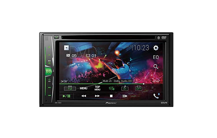 5 Best Touch Screen Stereos For Your Car - Buying Guide 2021 3