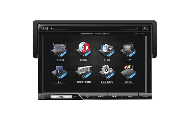 5 Best Touch Screen Stereos For Your Car - Buying Guide 2021 5