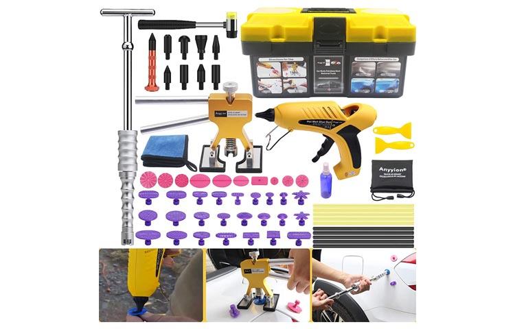 Top 10 Best Paintless Dent Repair Kits - Reviews & Buying Guide 2