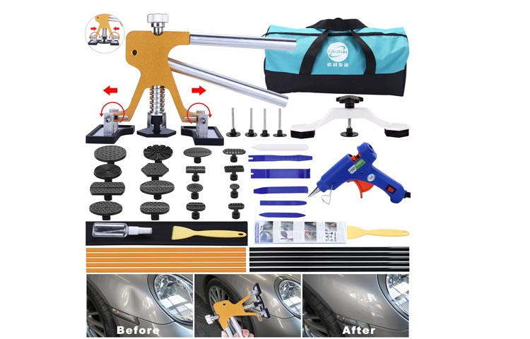 Top 10 Best Paintless Dent Repair Kits - Reviews & Buying Guide 1