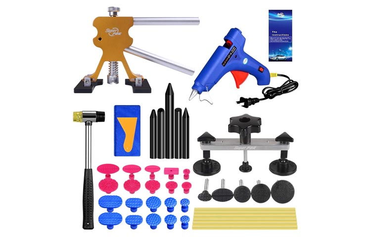 Top 10 Best Paintless Dent Repair Kits - Reviews & Buying Guide 9